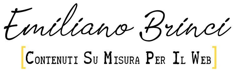 Emiliano Brinci [Copywriter freelance]