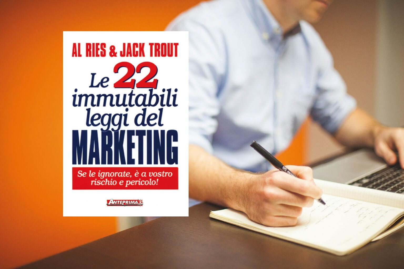 le-22-immutabili-leggi-del-marketing-recensione